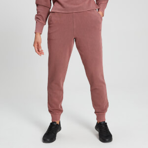MP Women's Raw Training Washed Joggers - Washed Pink