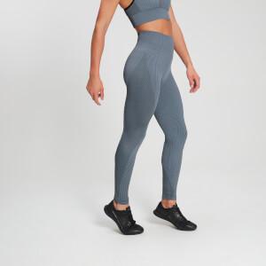 MP Women's Raw Training Ribbed Seamless Leggings - Galaxy