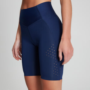 MP Women's Velocity Sculpt Cycling Shorts - Midnight