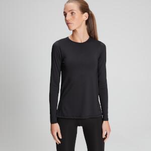 MP Women's Velocity Long Sleeve Top - Black