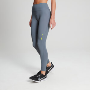 MP Women's Power Ultra Leggings - Galaxy/Lime