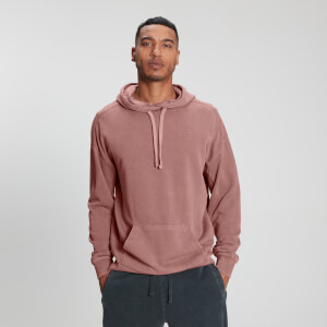 MP Men's Raw Training Hoodie - Washed Pink