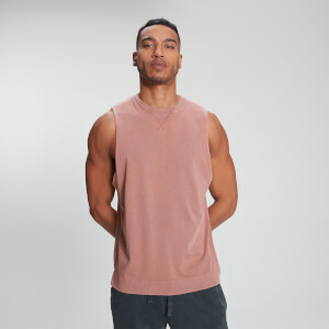 MP Men's Raw Training Tank - Washed Pink