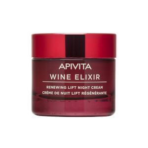 APIVITA Wine Elixir Renewing Lift Night Cream 50ml