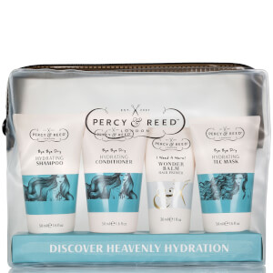 Percy & Reed Discover Heavenly Hydration Set