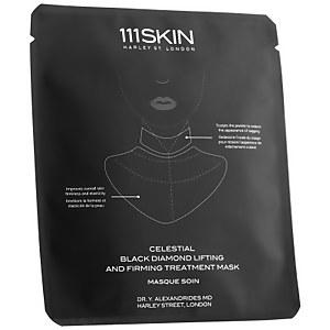 111SKIN 太空黑钻提拉紧致颈膜 43ml | 单片装