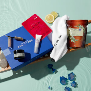 LOOKFANTASTIC 十月纵情享受美妆礼盒(价值超过520元)