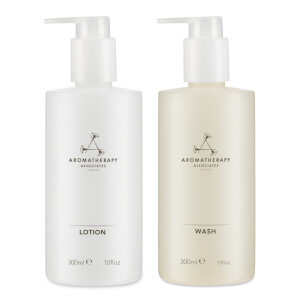 Aromatherapy Associates Hand Wash and Lotion Collection