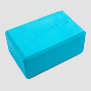 Myprotein Yoga Block - Blue