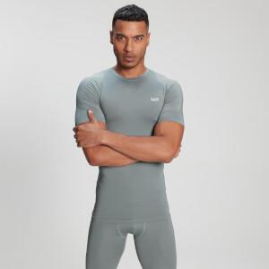 MP Men's Base Layer Short Sleeve T-Shirt - Storm