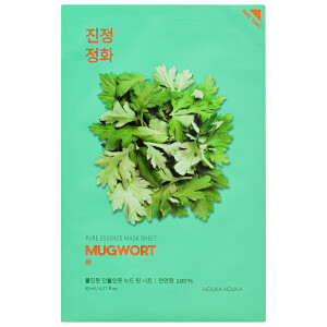 Holika Holika Pure Essence Mask Sheet - Mugwort 23ml