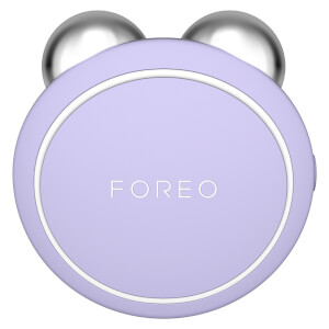 FOREO BEAR mini App-connected Microcurrent Facial Device - Lavender
