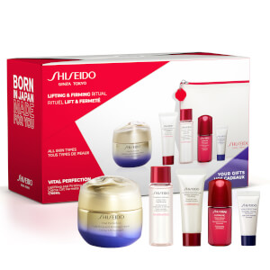 Shiseido Vital Perfection Uplifting and Firming Cream Pouch Set