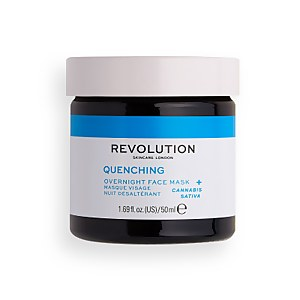 Revolution Skincare Mood Quenching Overnight Face Mask 50ml