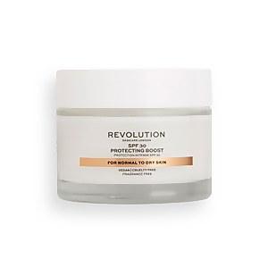 Revolution Skincare Moisture SPF30 Cream for Normal/Dry Skin 50ml