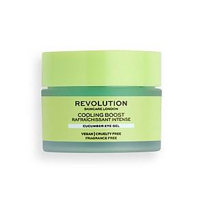 Revolution Skincare Cooling Boost Cucumber Eye Gel 15ml