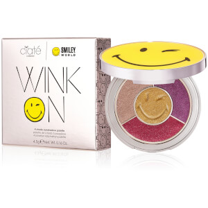 Ciaté London Smiley Wink on Eyeshadow Palette 4.5g