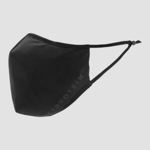 防病毒过滤口罩 - 黑色