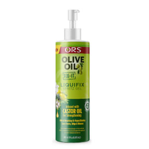 ORS Olive Oil FIX IT Liquifix Spritz Gel Infused With Castor Oil 200ml