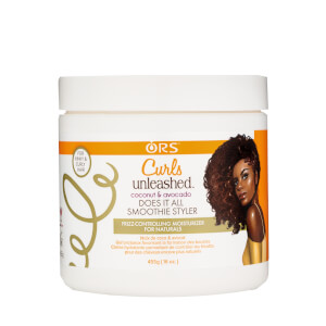 ORS Curls Unleashed Curl Smoothie 454g