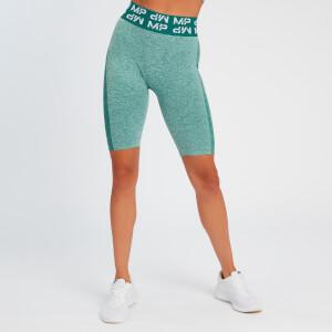 MP女士Curve曲线系列骑行短裤 - 能量绿