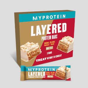 Myprotein APAC Milk Tea Layered Bar