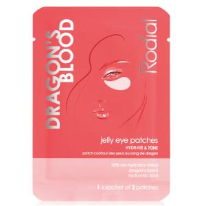 Rodial Dragon's Blood Jelly Eye Patches - Single Sachet