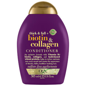 OGX Thick & Full+ Biotin & Collagen Conditioner 385ml