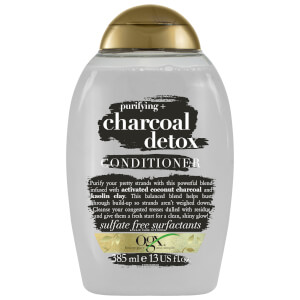 OGX Purifying+ Charcoal Detox Conditioner 385ml