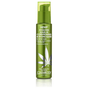 Giovanni Hemp Hydrating Leave-in Conditioning and Styling Elixir 118ml
