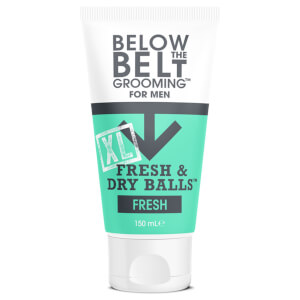 Below the Belt Grooming Fresh and Dry Balls - Fresh XL 150ml