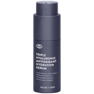 Allies of Skin Triple Hyaluronic Antioxidant Hydration Serum 30ml