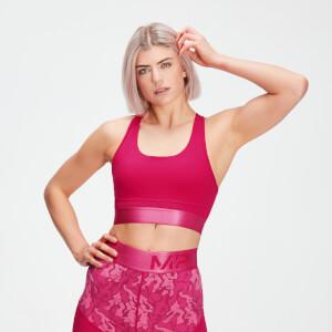 MP女士Adapt系列多纹理运动内衣 - 虚拟粉