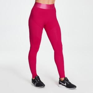 MP Women's Adapt Textured Leggings- Virtual Pink