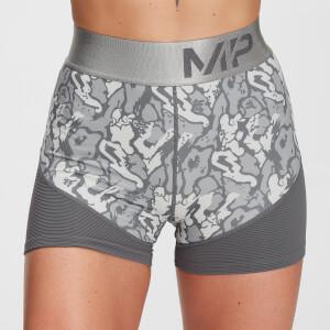 MP女士Adapt系列多纹理短裤 - 碳灰