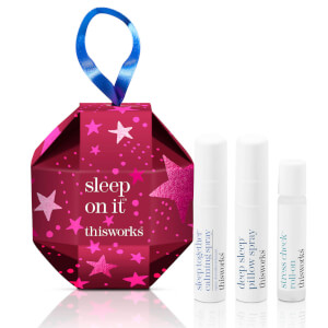 this works Sleep on It Gift Set