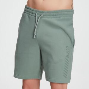 MP男士Tonal Graphic系列运动短裤 – 水洗绿