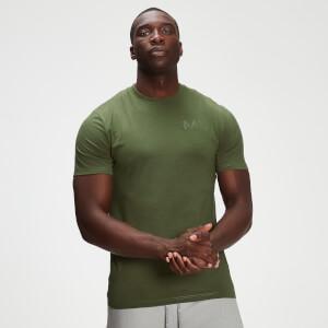 MP Men's Adapt drirelease® Tonal Camo T-shirt- Leaf Green