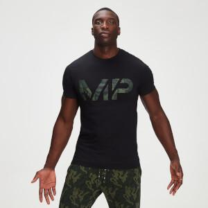 MP Men's Adapt drirelease® Camo Print T-Shirt- Black