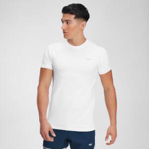MP Men's Velocity Short Sleeve T-Shirt- White