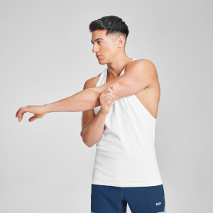 MP Men's Velocity Tank- White