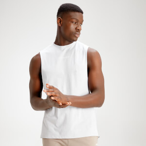MP Men's Originals Drop Armhole Tank - Chrome