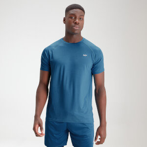 MP Men's Essentials Training Short Sleeve T-Shirt - Aqua