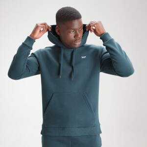 MP Men's Essentials Hoodie – Deep Sea Blue
