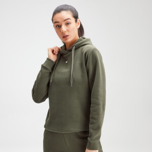 MP Women's Essentials Hoodie - Dark Olive