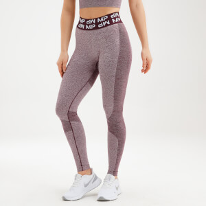 MP Women's Curve Leggings - Washed Oxblood