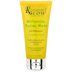 Radiant Glow Botanical Facial Wash 150ml