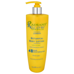 Radiant Glow Botanical 48Hr Body Lotion 400ml