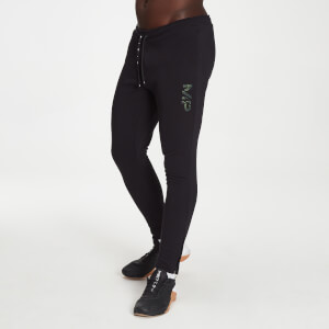 MP男士Adapt系列印花运动裤 - 黑