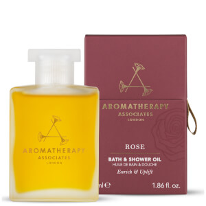 Aromatherapy Associates Rose Bath and Shower Oil 55ml